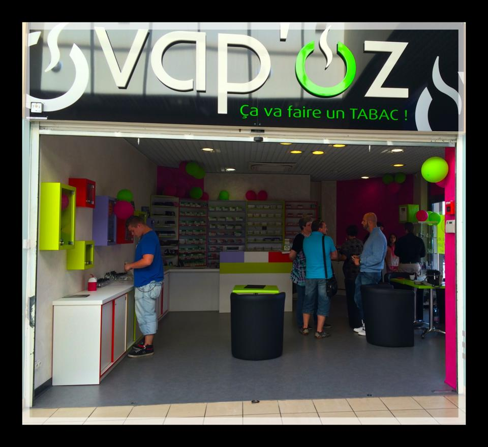 Magasin Vap'Oz Betting