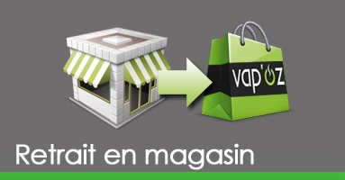 Retrait en magasin !